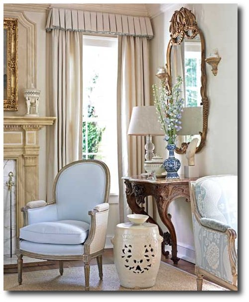 Dan Carithers French Style Decorating